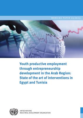 Creación de Empleo Juvenil a través del desarrollo de una cultura emprendedora en la región árabe