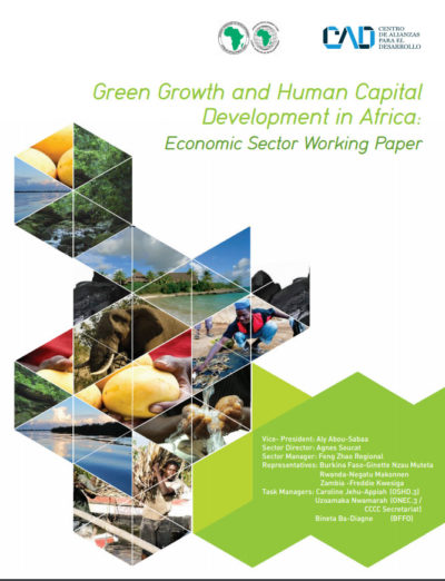 Green Growth and Human Capital Development in Africa