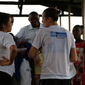El programa Voluntarios de la ONU integra el voluntariado como concepto clave para la agenda 2030, concluye el informe de evaluación de CAD