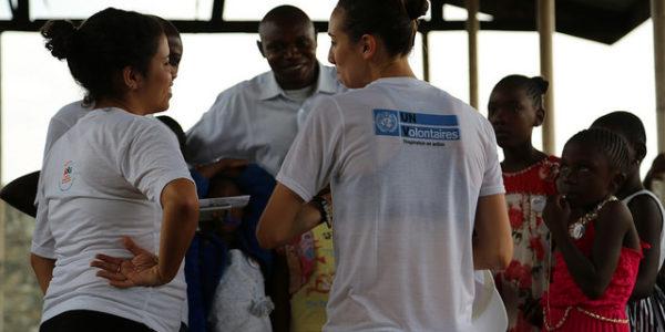 UNV integrates volunteerism as a key concept for 2030 agenda, concludes CAD evaluation report