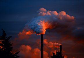 Los niveles de CO2 en la atmósfera alcanzan niveles récord