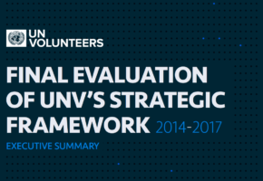 Implementation and Progress of the UNV Strategic Framework And Global Programmes