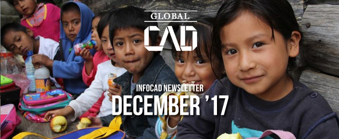 InfoCAD Newsletter December 2017