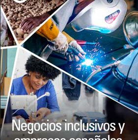 Inclusive business and Spanish companies. The moment of leaving no one behind
