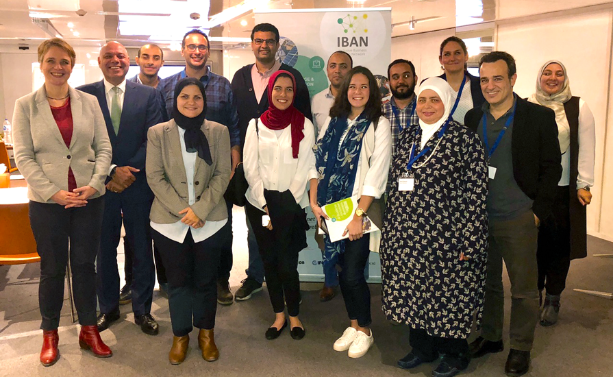 CAD and IBAN held a Lessons-Learnt Workshop with Egyptian companies