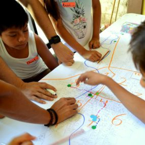 Listening to children to improve the humanitarian response to earthquakes
