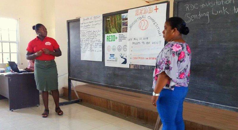 Les comunitats, actors clau en la lluita contra la desforestació a Guyana
