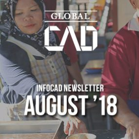 InfoCAD Newsletter August 2018