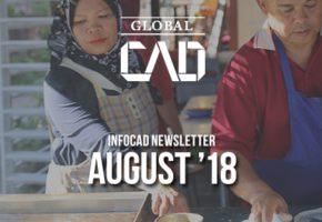 InfoCAD Newsletter August 2018