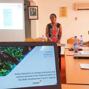 GlobalCAD inicia la investigación sobre procesos de cambio del Fondo para el Desarrollo de Habilidades