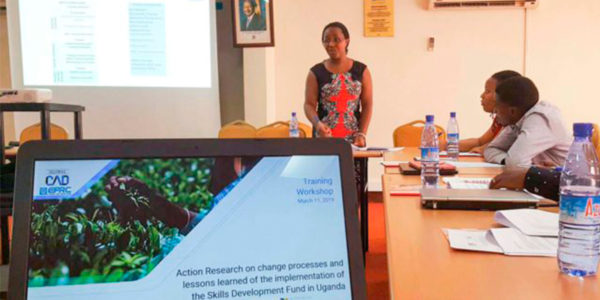 GlobalCAD kicks off the research on the Skills Development Fund in Uganda