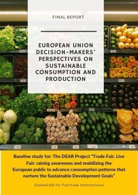 Actitudes públicas ante el comercio justo y el consumo ético