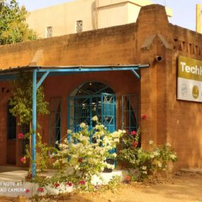Mapping of the private sector in Niger