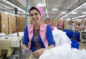 Tracing the transition towards a more sustainable textile production