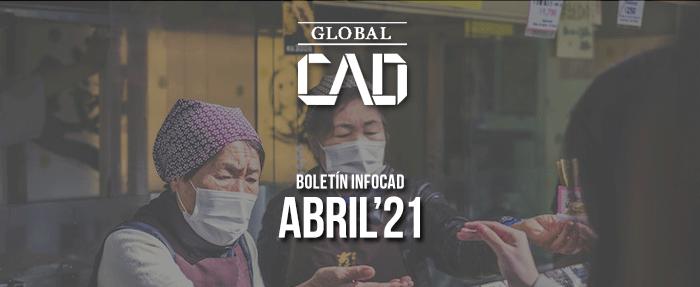 Boletín InfoCAD Abril 2021
