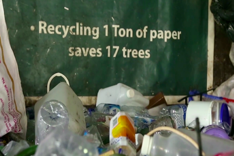 Eco Bali: Promoting sustainable waste management solutions