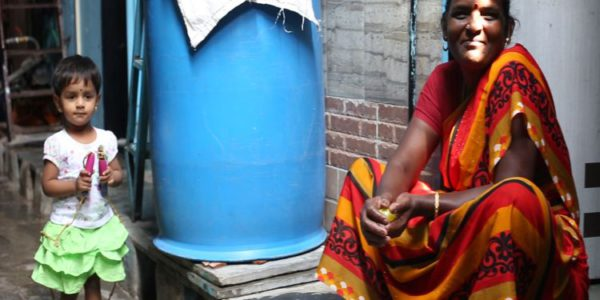 Improving health conditions of vulnerable urban women and children in slums: the case of India