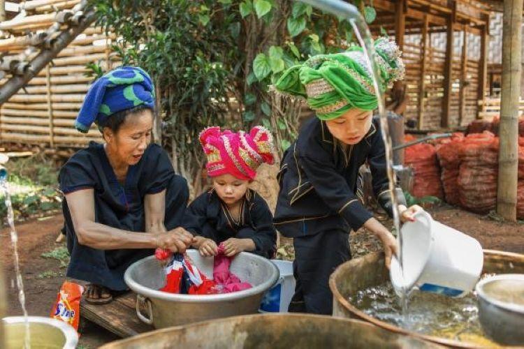 Involucrar al sector empresarial en favor de WASH (Aigua, Sanejament i Higiene) a Àsia Oriental i el Pacífic