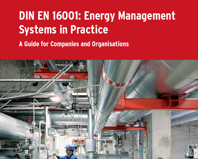 DIN EN 16001 - Energy management systems in practice