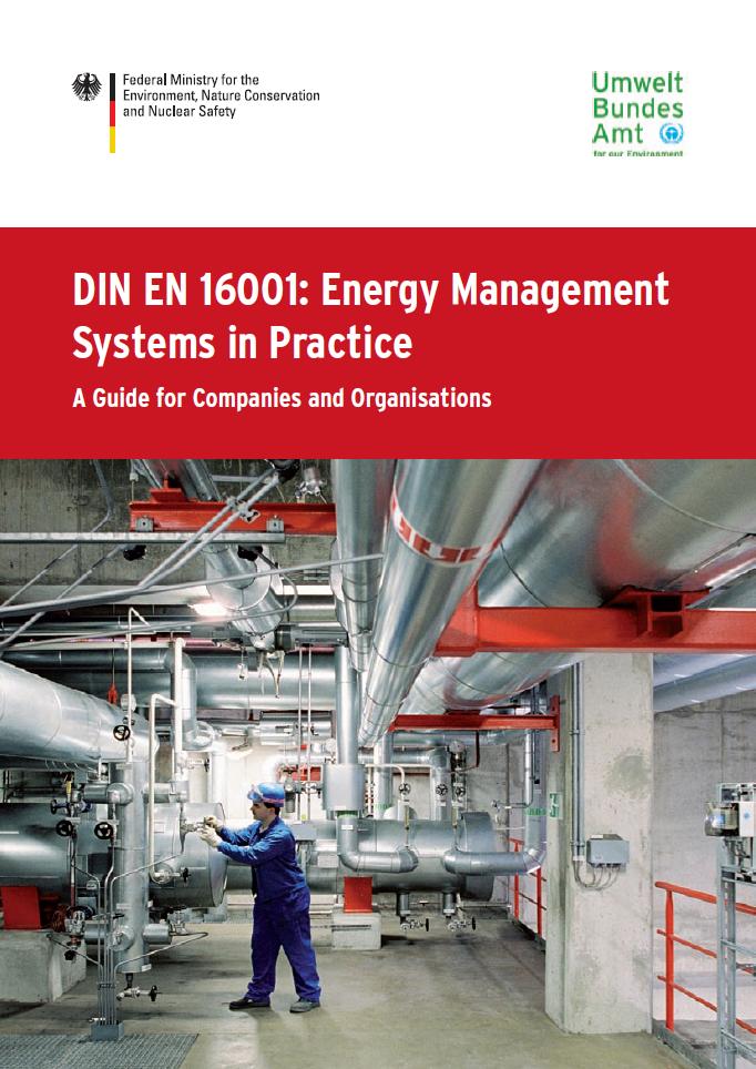 DIN EN 16001- Sistemas de gestión de energía en práctica