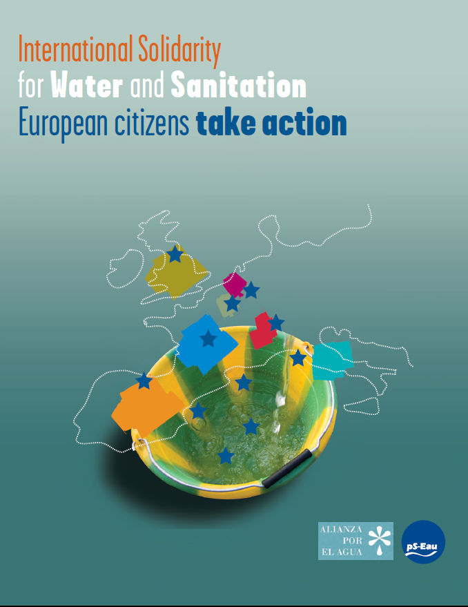 International Solidarity for Water and Sanitation - European citizens take action