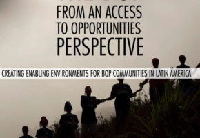 Understanding the BoP from an Access to Opportunities
