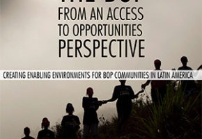 CAD and CINI publish a report analyzing access to opportunities of the BOP in Latin America