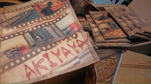 BTV broadcasts Akiyayá presentation in Barcelona
