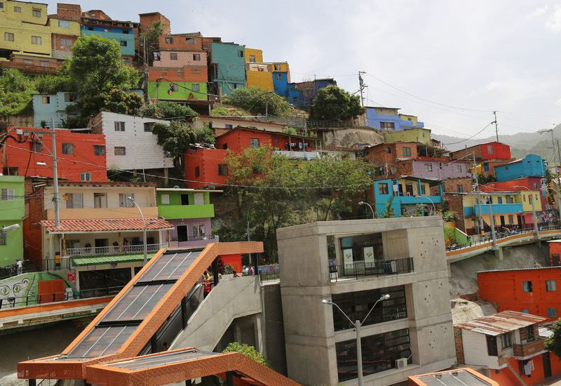 Looking for answers to urban development challenges in Latin America