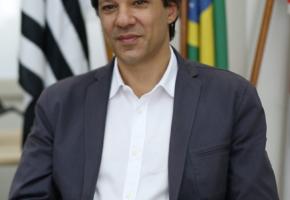 Urbanitas: Fernando Haddad, alcalde de Sao Paulo