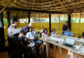 Empowering indigenous communities through capacity building on partnerships
