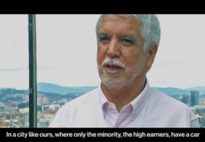 Entrevista a Enrique Peñalosa
