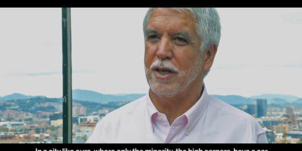 Enrique Peñalosa Interview