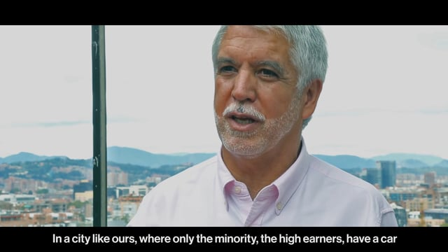 Enrique Peñalosa Interview
