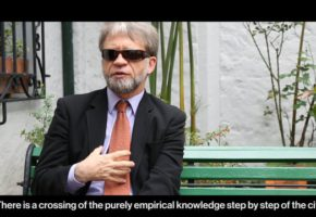 Entrevistando a Antanas Mockus