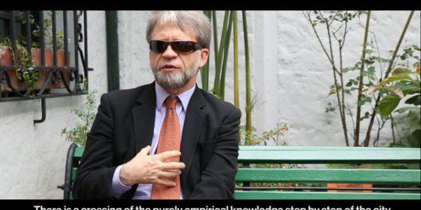 Interviewing Antanas Mockus