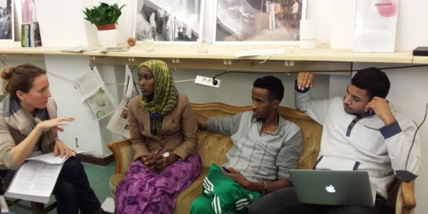 Saving Buddies initiative: promoting economic integration of refugees in Germany