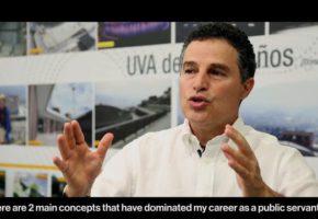 Entrevistando a Aníbal Gaviria
