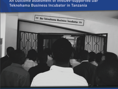 Paving the Way for ICT Growth through Business Incubation in Tanzania.