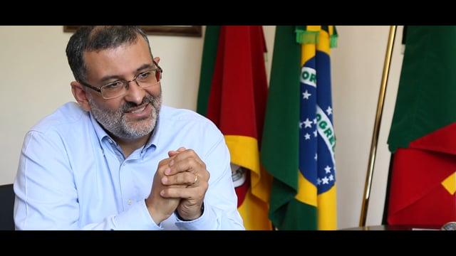 Interviewing Jairo Jorge da Silva