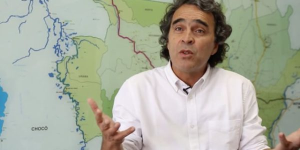 Entrevistando a Sergio Fajardo