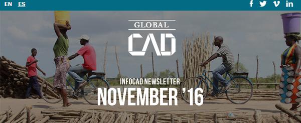 InfoCAD Newsletter November 2016