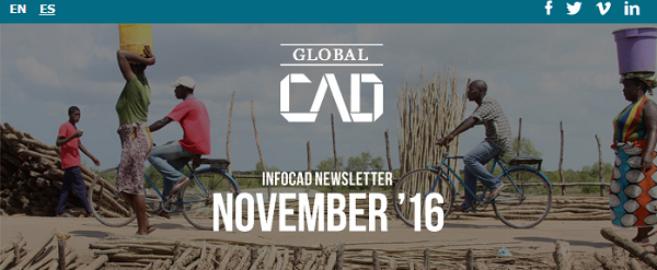 InfoCAD Newsletter November 2016