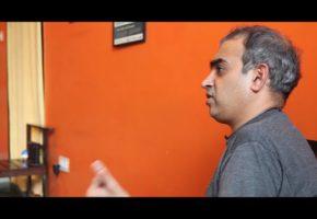 Interviewing Ashwin Mahesh