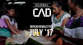 InfoCAD Newsletter July 2017