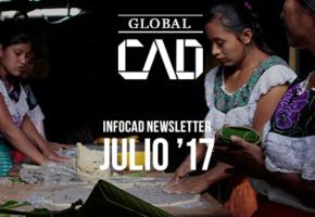 InfoCAD Newsletter Julio 2017